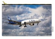 Lan Cargo Boeing 777 Carry-all Pouch