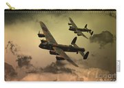 Lancaster Fire In The Sky Carry-all Pouch