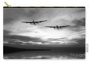 Lancasters Return Mono Version  Carry-all Pouch