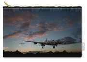 Lancasters Taking Off At Sunset Carry-all Pouch