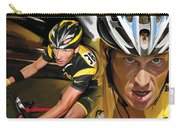 Lance Armstrong Artwork Carry-all Pouch