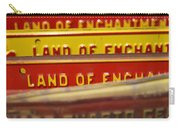 Land Of Enchantment Carry-all Pouch