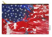 Land Of Liberty Carry-all Pouch