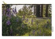 Land Of The Lupines Carry-all Pouch