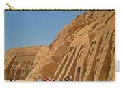 Land Of The Pharaohs Carry-all Pouch