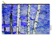 Land Of The Silver Birch Carry-all Pouch
