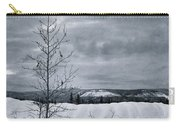Land Shapes 15 Carry-all Pouch by Priska Wettstein