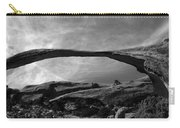 Landscape Arch Panoramic Carry-all Pouch