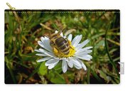 Daisy And Bee Carry-all Pouch