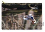 Landing Mallard Carry-all Pouch