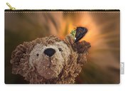 Landing Pad Bear Carry-all Pouch