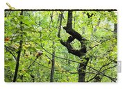 Landmark In A Dense Forest Carry-all Pouch
