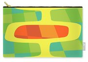 Abstract Pods Carry-all Pouch