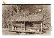 Landow Log Cabin 7d01723b Carry-all Pouch