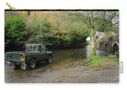 Landrover And The Ford  Carry-all Pouch