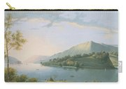 Landscape Along The Rhine Carry-all Pouch