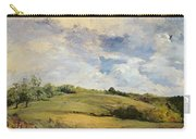 Landscape And Clouds  Carry-all Pouch