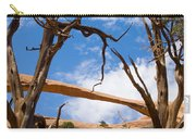 Landscape Arch - Arches National Park Carry-all Pouch