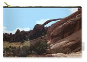 Landscape Arch In Arches National Park Carry-all Pouch