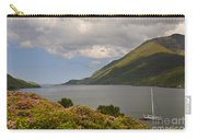 Landscape Around Killary Harbour Carry-all Pouch