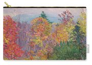 Landscape At Hancock In New Hampshire Carry-all Pouch