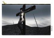 Landscape Crucifiction Carry-all Pouch