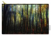 Landscape Forest Trees Tall Pine Carry-all Pouch