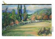 Landscape From Kavran Carry-all Pouch