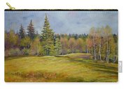 Landscape From Pyhajarvi Carry-all Pouch