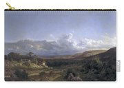 Landscape In Dauphine Carry-all Pouch