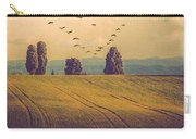 Landscape In France Carry-all Pouch