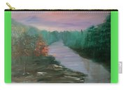 River Dreamscape Carry-all Pouch