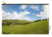 Landscape Near Hallsands In Devon Gb Carry-all Pouch
