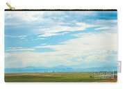 Landscape Of Denver Colorado Carry-all Pouch
