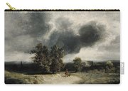 Landscape On The Outskirts Of Paris Carry-all Pouch