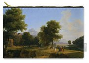 Landscape. Site Of Greece Carry-all Pouch