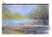 Landscape Whit River Carry-all Pouch