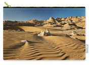 Landscape With Mountains In Egyptian Desert Carry-all Pouch