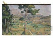 Landscape With Viaduct Carry-all Pouch