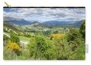 Landscape With Winding Road Carry-all Pouch