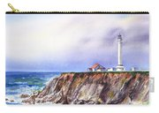Lighthouse Point Arena California  Carry-all Pouch