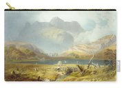 Langdale Pikes, From The English Lake Carry-all Pouch