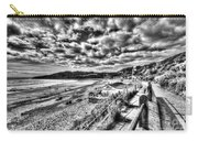 Langland Bay Mono Carry-all Pouch