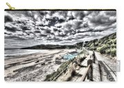 Langland Bay Painterly Carry-all Pouch