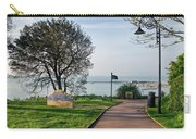 Langmoor-lister Gardens -- Lyme Regis Carry-all Pouch