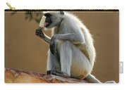 Langur With Kulfi Carry-all Pouch