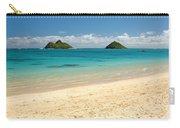 Lanikai Beach 2 - Oahu Hawaii Carry-all Pouch