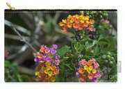 Lantana Blooms Carry-all Pouch