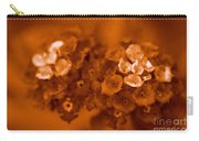 Lantana Sepia Carry-all Pouch