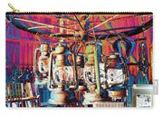 Lantern Chandelier 02 Carry-all Pouch